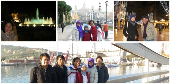 Turis-Turis Berkedok Mahasiswa (Dokumentasi Pribadi)